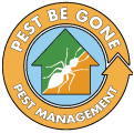 Pest Be Gone - Pest Management Logo
